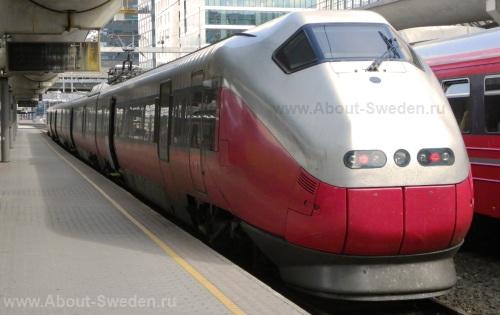Железные дороги Швеции